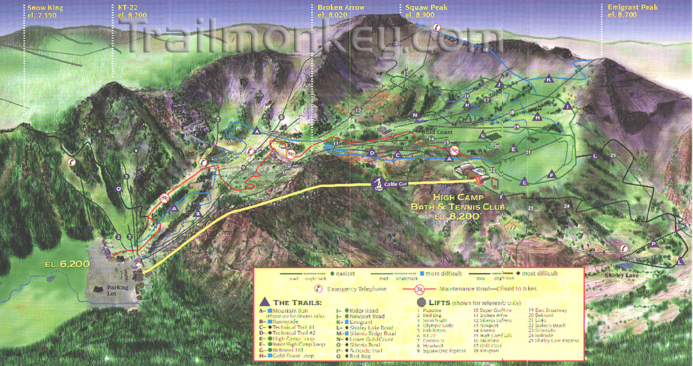 valley rhone maps map squaw